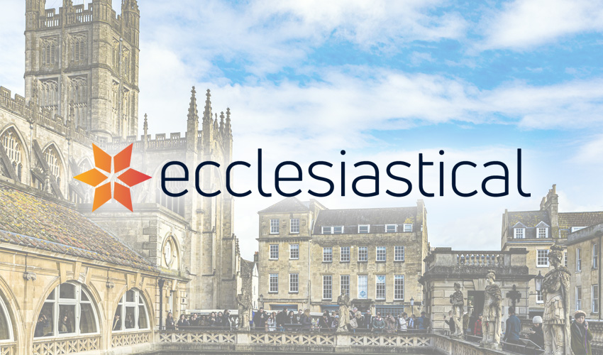 Ecclesiastical Insurance use XMAP to map insured property